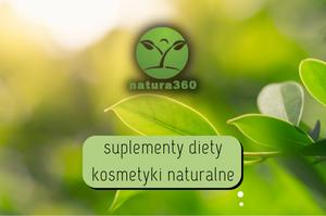 natura360 sklep zsumplementami ikosmetykami Fundacji Zdrowie Plus